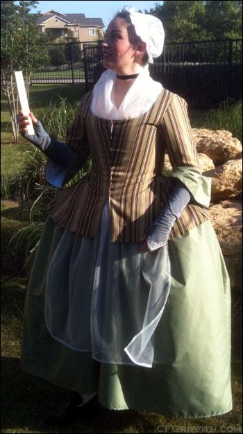 18th century costume